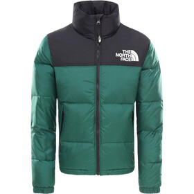 The North Face Retro Nuptse Untuvatakki Lapset, night green
